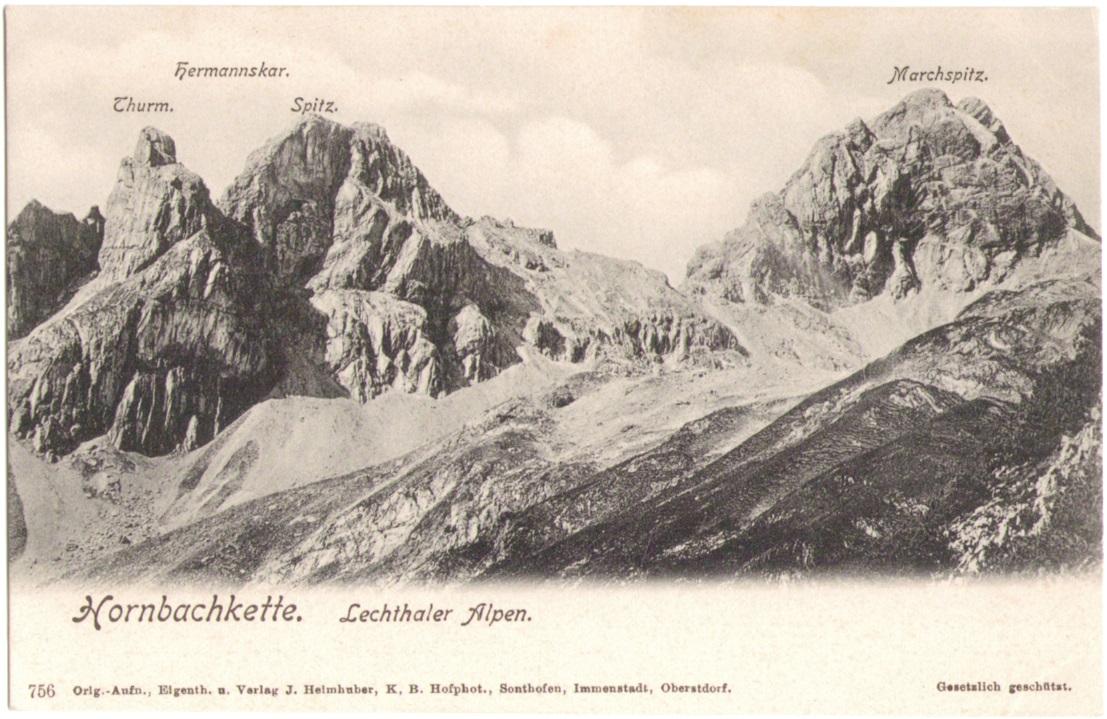 Hermannskarturm Hermannskarspitze und Marchspitze um 1900p.jpg