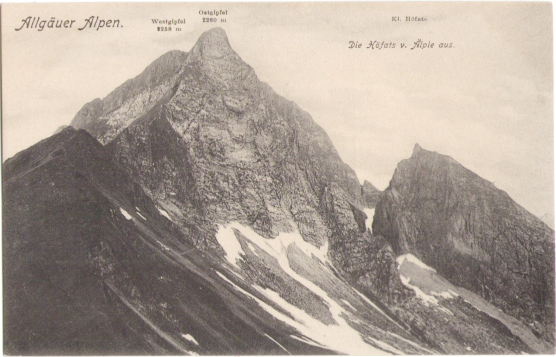 Karte41 Hoefats-Ostgipfel 1905p.jpg