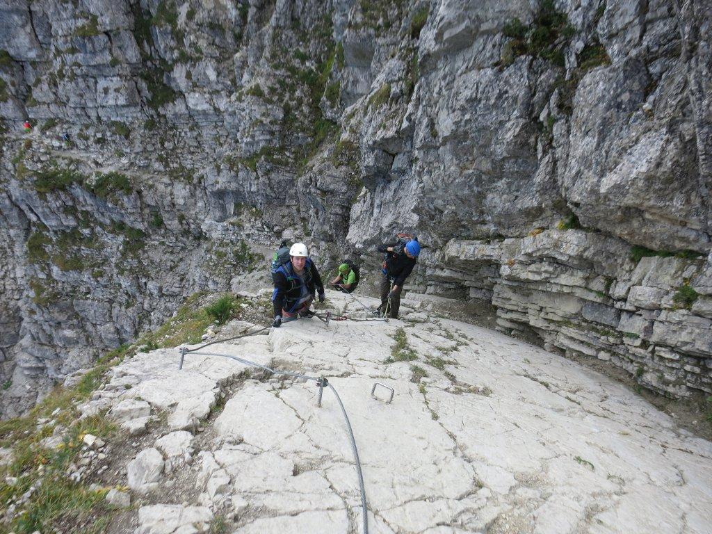 Klettersteig Iseler : Klettersteig beschreibung hindelanger